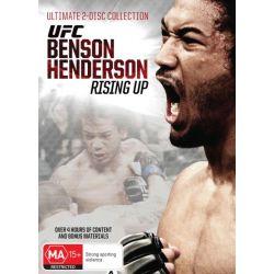 UFC on DVD.