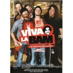 Viva La Bam on DVD.