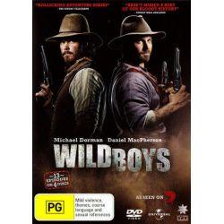 Wild Boys on DVD.