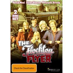 The Flockton Flyer on DVD.