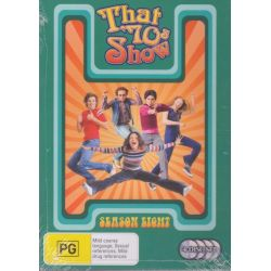 That 70s Show on DVD.