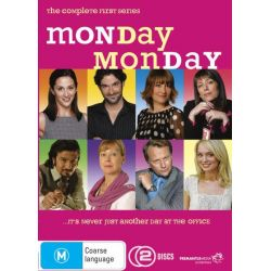 Monday Monday on DVD.