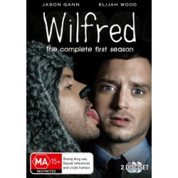 Wilfred on DVD.