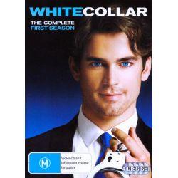 White Collar on DVD.