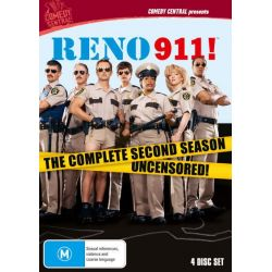 Reno 911 on DVD.