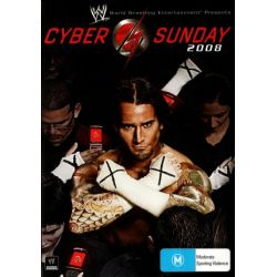 WWE Cyber Sunday 2008 on DVD.