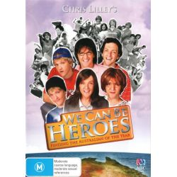 We Can Be Heroes (NP) on DVD.