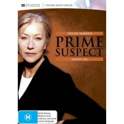 Prime Suspect on DVD.
