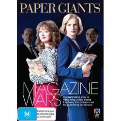 Paper Giants on DVD.
