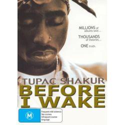 Tupac Shakur on DVD.