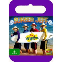 The Wiggles on DVD.