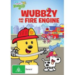 Wubbzy and the Fire Engine on DVD.