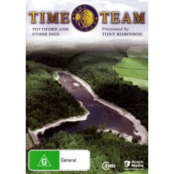 Time Team on DVD.