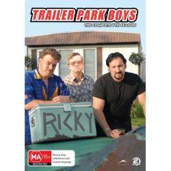 Trailer Park Boys on DVD.