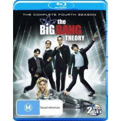 The Big Bang Theory on DVD.
