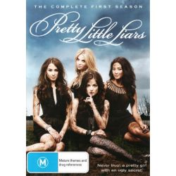 Pretty Little Liars on DVD.