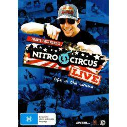 Nitro Circus Live on DVD.