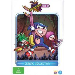 Sonic Underground on DVD.
