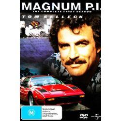 Magnum P.I. on DVD.
