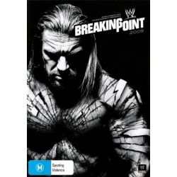 WWE Breaking Point 2009 on DVD.