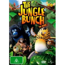 The Jungle Bunch on DVD.