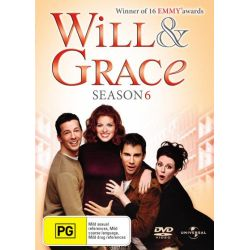 Will and Grace on DVD.