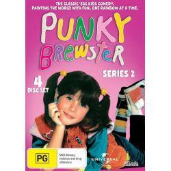 Punky Brewster on DVD.