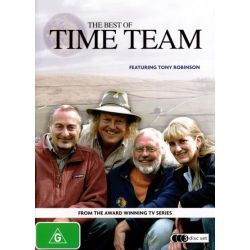 The Best of Time Team (3 Discs) on DVD.