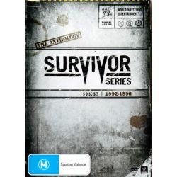 WWE Survivor Series on DVD.