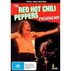 Red Hot Chili Peppers on DVD.