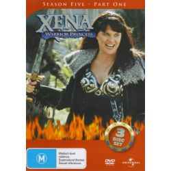Xena Warrior Princess on DVD.