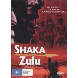 Shaka Zulu on DVD.