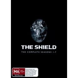 The Shield on DVD.