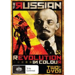 The Russian Revolution in Colour on DVD.