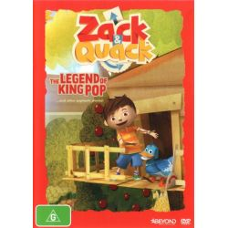 Zack and Quack on DVD.