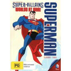 Superman on DVD.