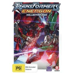 Transformers Energon on DVD.