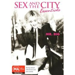 Sex and the City on DVD.
