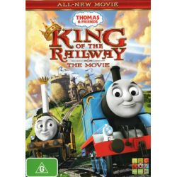 Thomas & Friends on DVD.