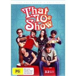 That '70s Show on DVD.