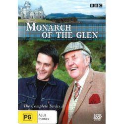 Monarch of the Glen on DVD.