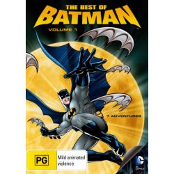 The Best of Batman on DVD.