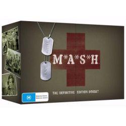 MASH on DVD.