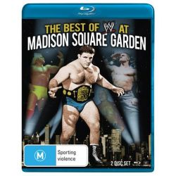 The Best of WWE on DVD.