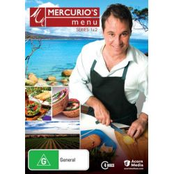 Mercurio's Menu on DVD.