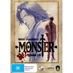 Naoki Urasawa's Monster on DVD.