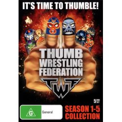 Thumb Wrestling Federation on DVD.