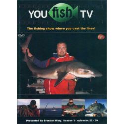 You Fish TV on DVD.
