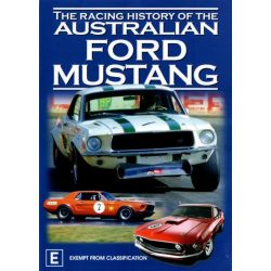 The Racing History of the Ford Mustang on DVD.