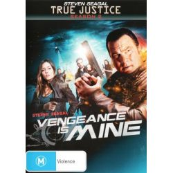 True Justice on DVD.